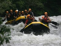 Emotion and risk doing rafting
