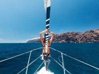 Alquiller de velero en Tenerife