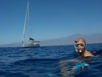 Snorkel en el Atlantico