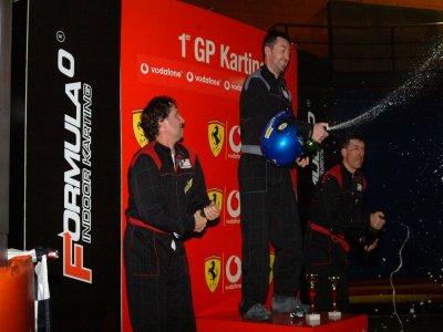 Formula Cero Indoor Karting Despedidas de Soltero