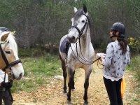 Ruta a caballo por La Xara