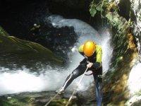 Descent of the Jorox ravine in Alozaina 3 h