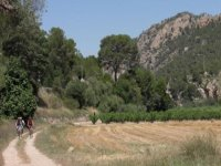 Percorso MTB Camino de Sirga