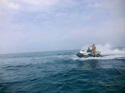 Ruta en moto de agua desde Campoamor 60 min