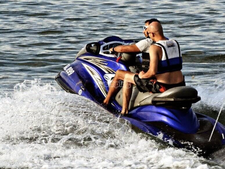 Motos de agua por Alicante