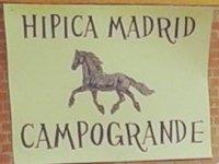 Hípica Madrid Campogrande Rutas a Caballo