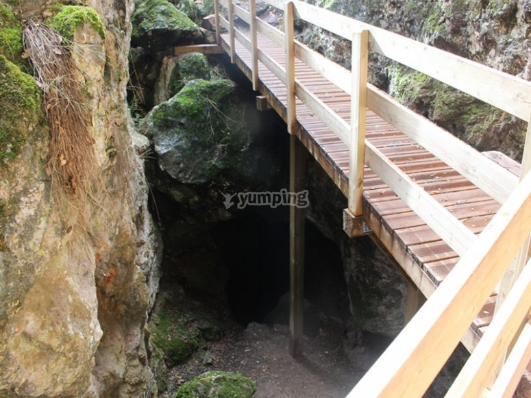 Ponts de la Quebrada del Toro