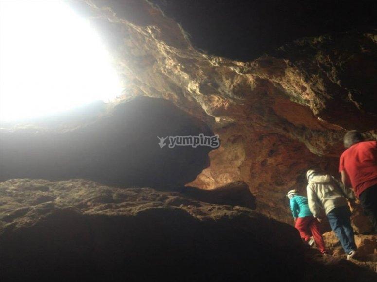 Randonnée à travers la Quebrada del Toro