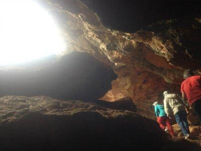 Senderismo en la Quebrada del Toro en Ruidera Niño