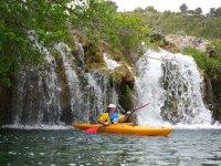 Kayak en las Lagunas de Ruidera en Ruidera Adultos