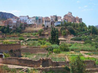 Orientación en la sierra de Tivissa