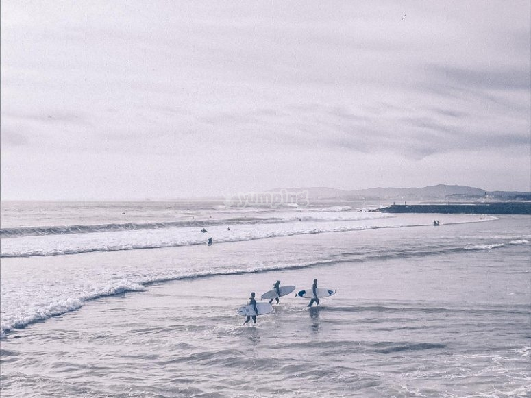Surf in the Costa Blanca