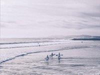 Complete surf equipment rental Torrevieja 2h