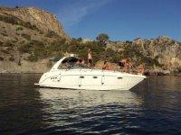 Día de fiesta en el barco