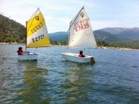 We learn sailing with English