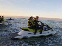 Escursione in moto d'acqua lungo la Costa Cálida