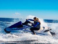 Viaggio in moto d'acqua ad Águilas