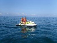 Percorso in moto d'acqua a due posti attraverso Águilas