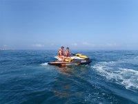 Giornata in moto d'acqua a Murcia