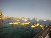 Foto dalla barca