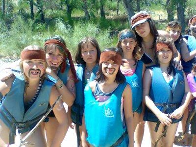 Campamento en San Martín de Valdeiglesias 14 días