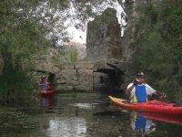 Canoa Miravet-Benifallet