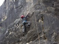 在君士坦丁堡尼诺斯的Cerro del Hierro攀登