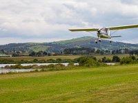 飞机在马扎里科斯上空飞行30分钟