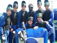 Paintball chicos