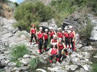 Farewell canyoning