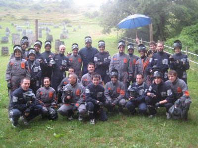 Paintball Iturgutxi Despedidas de Soltero