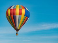 Balloon ride through Segovia