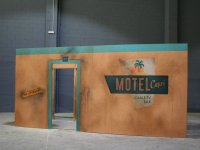 Resguardate en el Motel Capri