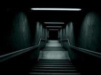Escalera desconocida