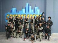 Soldados listos