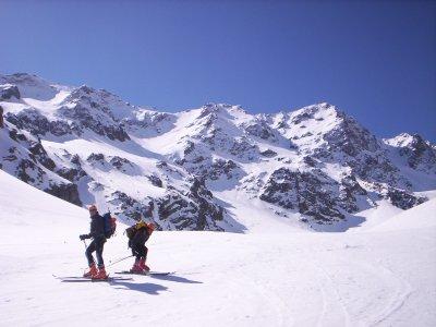 Vía Alpina Esquí