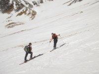 滑雪坡雪Remontando