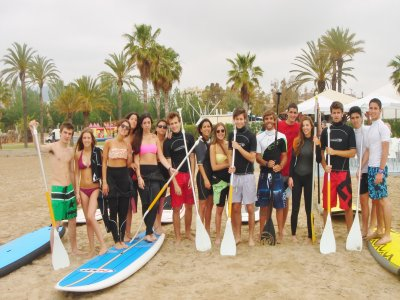 Delta Paddle Surf School
