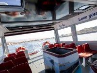 玻璃底乘船海上游览