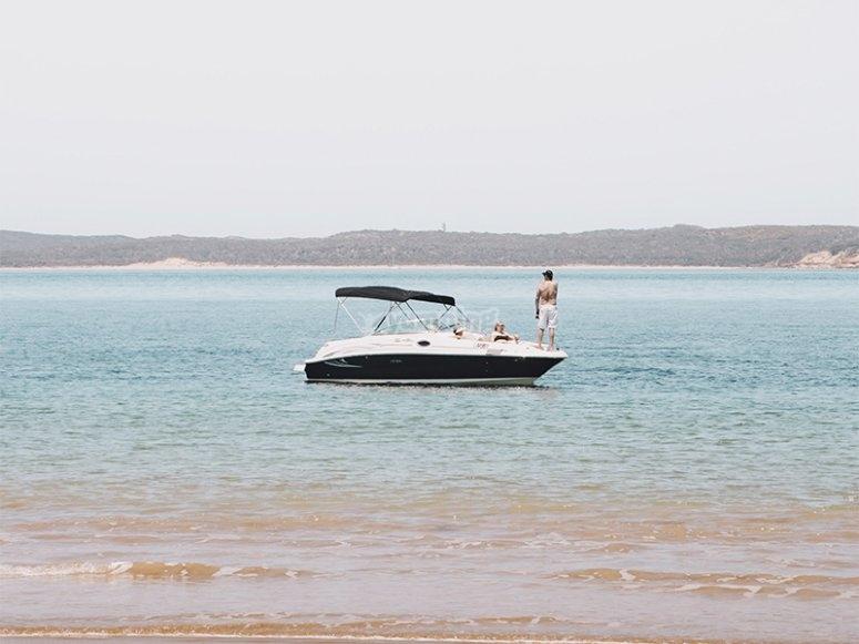 Paseo en barco para despedidas de soltero