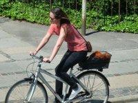Pedaleando por la ciudad