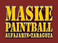 Maske Paintball Despedidas de Soltero