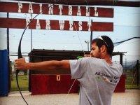 Archery in far west