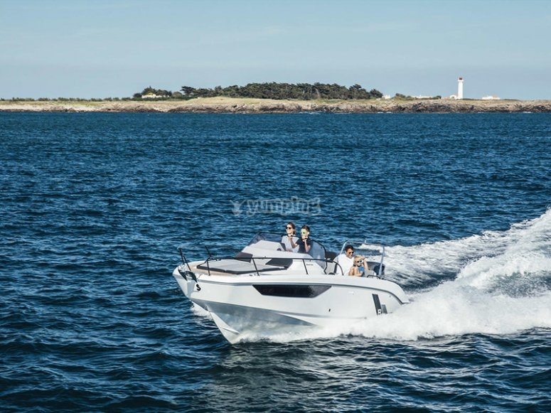 Paseo en barco para grupos en Dénia