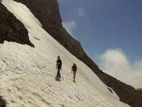 Con esquís de travesía por los Picos de Europa