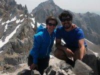 Por las cimas de los Picos de Europa