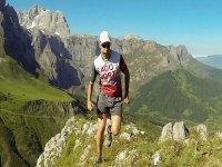 Trail running por los Picos de Europa