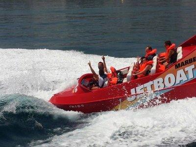 Jetboat Marbella
