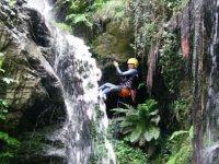 Descenso Cascada barranco