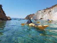 Alquiler de kayak individual en Cala del Aceite 1h